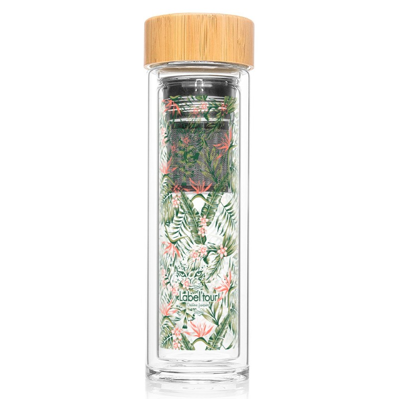 Bouteille Infuseur Tropical